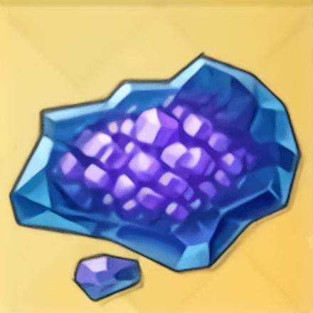 八硝の水晶