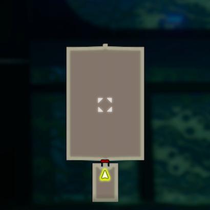 獣神の雄叫びのマップ