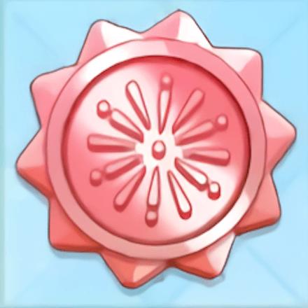 赤結晶の華