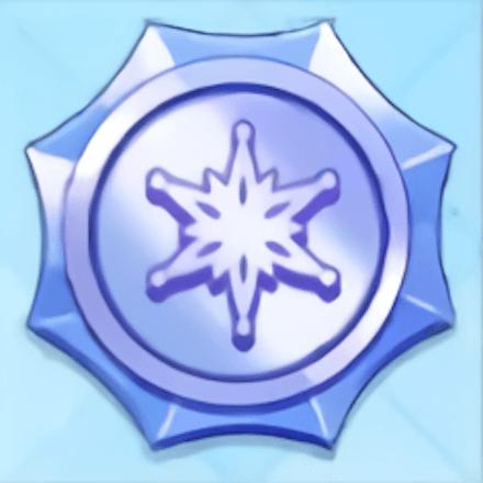 白結晶の六角