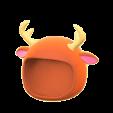 トナカイのぼうしの画像