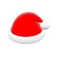 サンタのぼうしの画像
