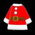 サンタのジャケットの画像