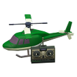 ACNH - The Green version of RC Helicopter
