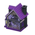ACNH - The Purple version of Dollhouse