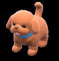ACNH Puppy Plushie Image