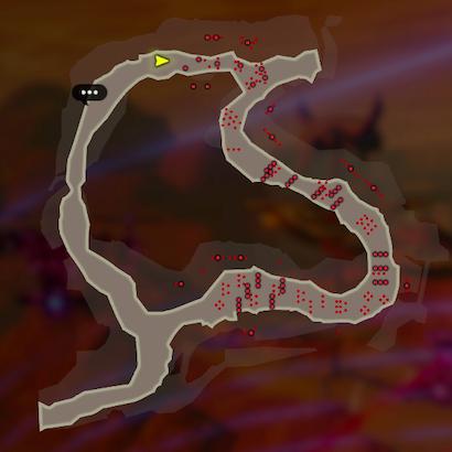 3つの力合わさればのマップ