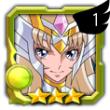 鷲座のΩ聖衣 ユナの画像
