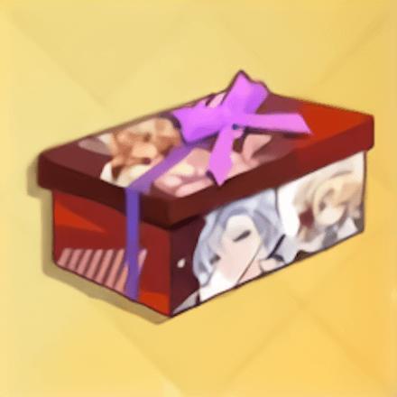 人気着せ替え+α選択箱
