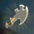 獣神の剣画像