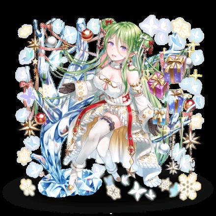 【絶】艶美白雪 エルクの画像