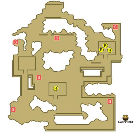 いやしの水の洞窟ランダム3