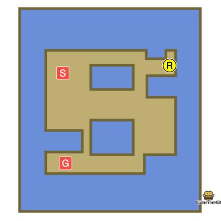 いやしの水の洞窟ランダム15-2-B