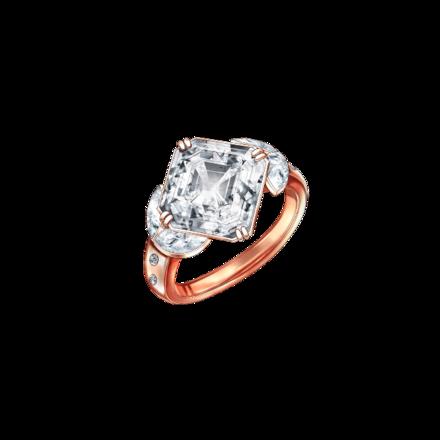 ROYAL WASSCHERの指輪[ピンクゴールド×ダイヤ]