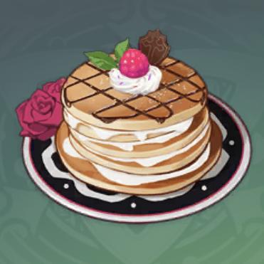 ふわふわパンケーキの画像
