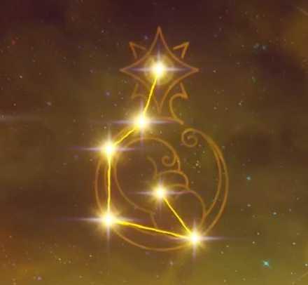 アルベドの星座画像