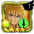 射手座の神聖衣 アイオロス(ACE/剣)の画像