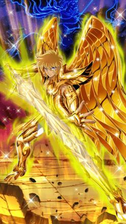 射手座の神聖衣 アイオロス(ACE/剣)