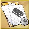 開発用魚雷設計図SSR画像