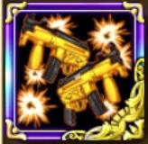 双短機関銃の画像