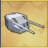 120mm連装両用砲MarkXⅠT0画像