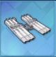 533mm三連装魚雷MarkⅨT0画像