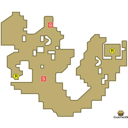 風のささやく洞窟ランダム24