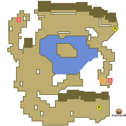 風のささやく洞窟ランダム32