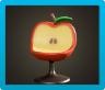 リンゴのチェア画像