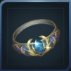 蛇晶指輪[珍]の画像