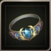 蛇晶指輪[普通]の画像