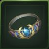 蛇晶指輪[稀]の画像