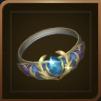蛇晶指輪[絶世]の画像