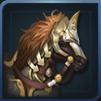 獅子驄[珍]の画像