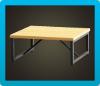 アイアンウッドテーブル画像