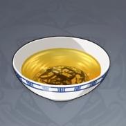 大椀のお茶の画像