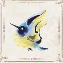 黄ヒトダマドリ