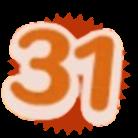 ツムツムのビンゴ31枚目のアイコン