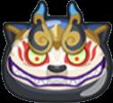 [蛇王軍コマさん(シャドウ)のアイコン