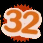32 ビンゴ