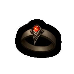 加護の指輪の画像