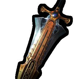 神殿騎士の大剣の画像
