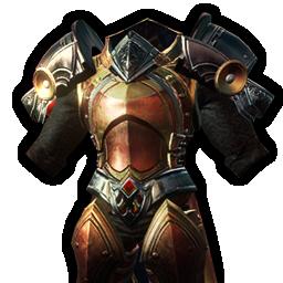 神殿騎士の重鎧のアイコン