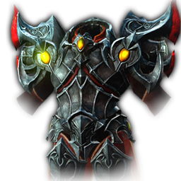 英雄伯の重鎧のアイコン