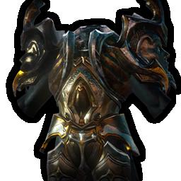 断罪者の重鎧のアイコン