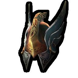 神殿騎士の大兜のアイコン