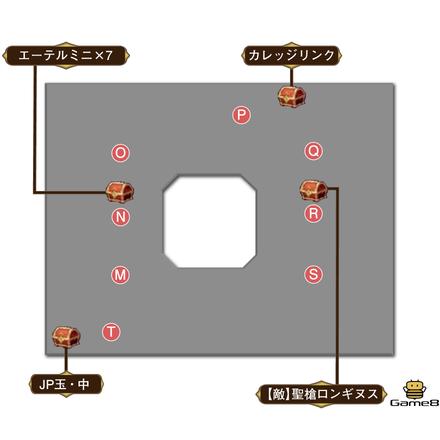 摂理の塔マップ