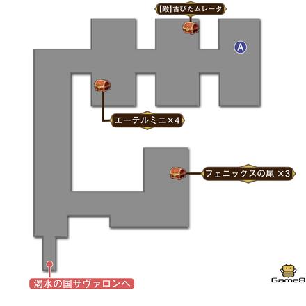 地下牢マップ