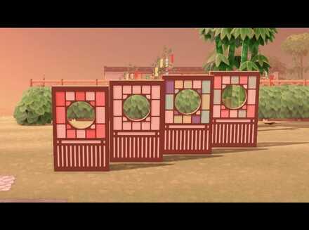 障子 あつ 森 【あつ森】和室や昭和風の部屋レイアウト・デザインまとめ!畳や和風家具が趣深い!