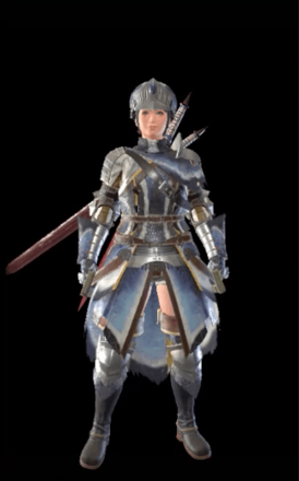 Baggi Layered Armor Set (Hunter)